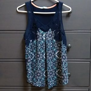 Maurices navy tank